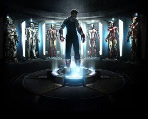 iron man 3 - peliculas de accion